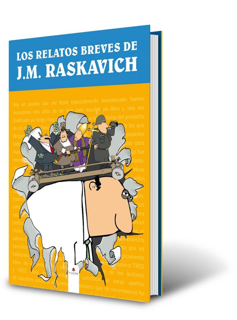 Mejores Libros de relatos de 2020-Los relatos breves de J.M. Raskavich