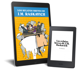 iPad+EBook-Los Relatos Breves de JM Raskavich